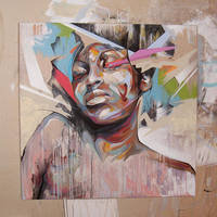 You Can Tell By My Abstract Ex by ART-BY-DOC