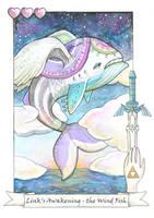 Ballad of the Wind Fish by Skogflickan