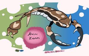 [Pokemon Variations] Alolan Kabutops by MatthewOnArt
