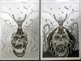 2017 Stranger Comics - NIOBE Pinup 3 Pic 12 of 23 by arielaguire