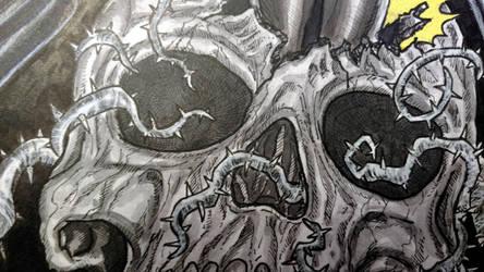2017 Stranger Comics - NIOBE Pinup 3 Pic 17 of 23 by arielaguire