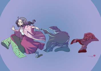 Princess Kaguya by Sori-Chan