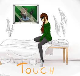 Touch by 3XGalaxyPandaX3