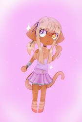 Chibi by 3XGalaxyPandaX3