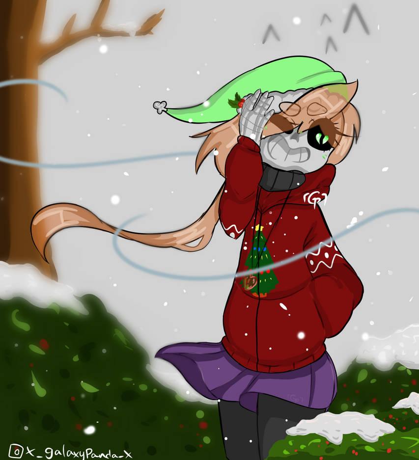 Snowy Wind by 3XGalaxyPandaX3