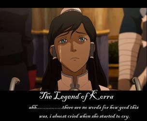 The Legend of Korra by yeven3