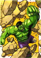 Hulk PSC by ryanorosco