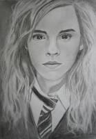 Emma watson, as Hermione Granger by Emmistj