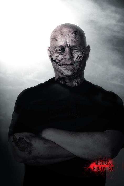 Michael Hultquist Zombie by djdyme