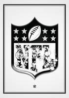 KDU x NFL by onrepeattt