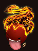 11SEP09 - Flamer by SKRATCHWORK