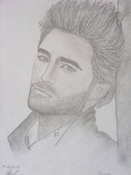 Robert Pattinson by infinitely-precious