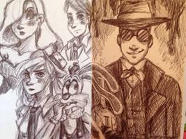Who Framed Roger Rabbit 2 by princessofDisney27