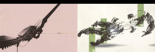 14 Technotise - ART book pages by technotise