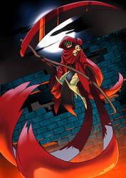Specter Knight by wildragon