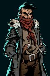 The darkest rogue by wildragon