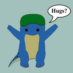 Quaggan Hugs? by dragongirl117