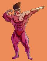 Muscled joe by imuscle