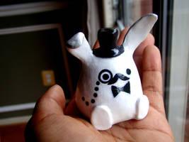 Mr. Fancy Buns by SprinkleChick