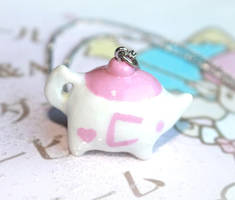 Teapot elephant by SprinkleChick