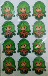 stackable stickers by OneBadHat