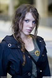 Katniss Everdeen 02 by thirdstop
