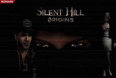 Silent Hill Origins Poster by rodvcpetrie