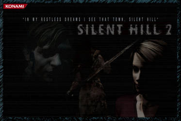 Silent Hill 2 Poster by rodvcpetrie