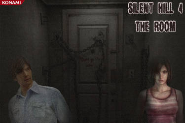 Silent Hill 4 The Room Poster by rodvcpetrie