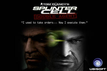 Splinter Cell Double Agent by rodvcpetrie