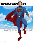 Superman: The Man of Tomorrow! by khazen