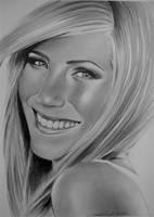 Jennifer Aniston by sandritta88