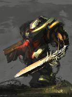 Messy scrap by ksenolog