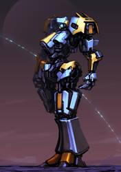 Noname robot by ksenolog