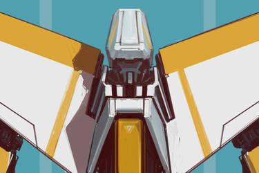 robot sketch 0a by ksenolog