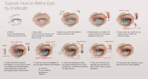 Eye Refining Tutorial by EndlessRz