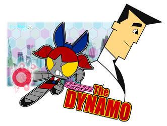PPG: The Dynamo by RoseMary1315