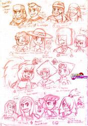 Poke Universe 2: Pokemon Style by RoseMary1315