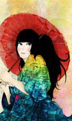 Geisha K. by Kchu