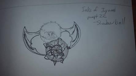 [PTS] - Inks of Ivywood prompt 22 by Nightshadoe