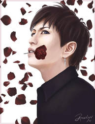 Roses by Nokuthula
