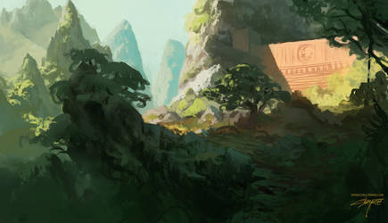 Ancient by Chillay