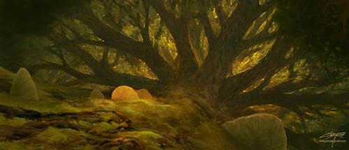 Tree by Chillay