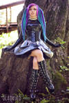 Gothic Lolita by octokuro