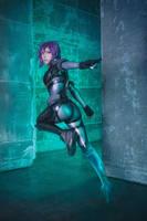 Motoko cosplay - ghost in the shell - octokuro by octokuro