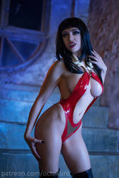 Vampirella by octokuro