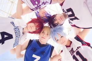 Kuroko no Basket ~ Ready to play! by Yamato-Leaphere