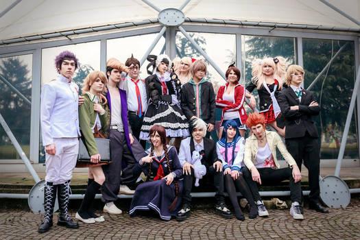 Danganronpa ~ Super High School Level Students by Yamato-Leaphere