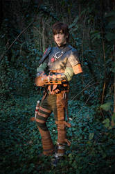 How To Train Your Dragon 2 ~ Hiccup II by Yamato-Leaphere