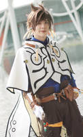 Tales of Zestiria ~ Sorey cosplay by Yamato-Leaphere
